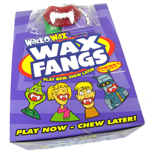 Wax Fangs 24ct