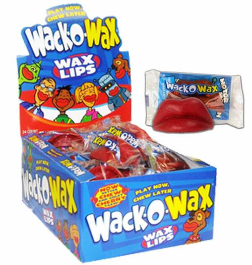 Wax Lips 24ct