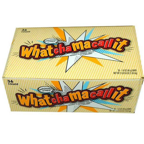 Whatchamacallit Candy Bars 36 Count