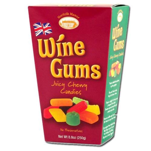 Wine Gums Candy Norfolk Manor 8.8oz