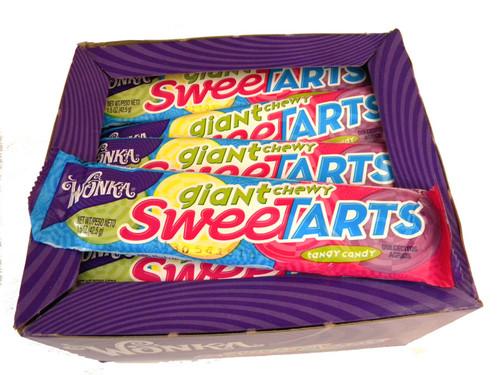 Wonka Giant Chewy Sweet Tarts 36ct