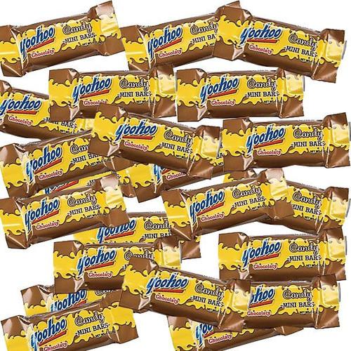 Yoo Hoo Mini Chocolate Bars 12lb (360 CT)
