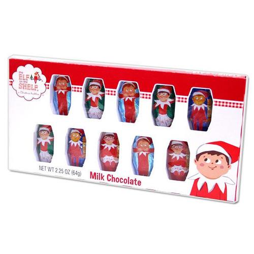 Elf On The Shelf Chocolate Candies 2.25oz