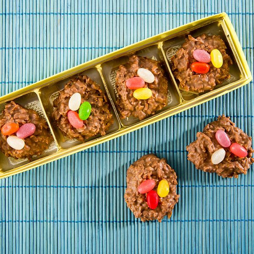 Gardner's Toasted Coconut Nests 4 Count