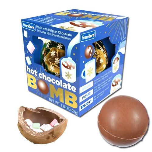 Hot Chocolate Bomb (One)