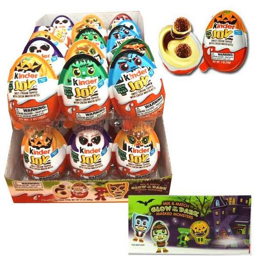 Kinder Joy Halloween 30 Count