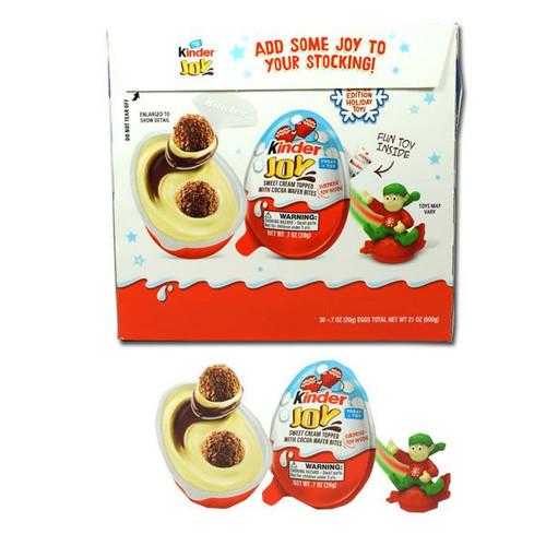 Kinder Joy 2020 Holiday 30 Count