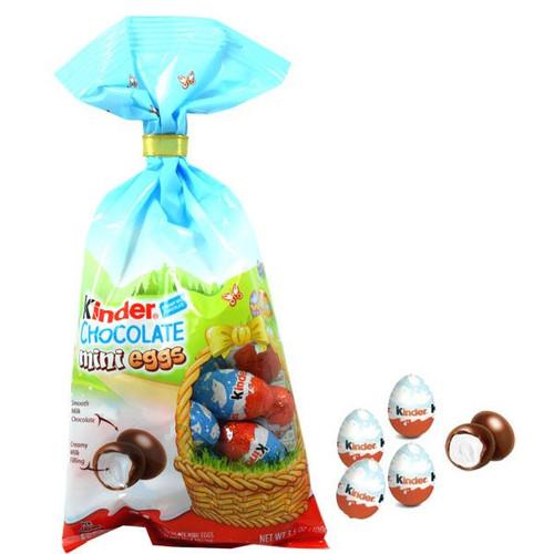 Kinder Joy MINI Chocolate Eggs 3.5oz Bag