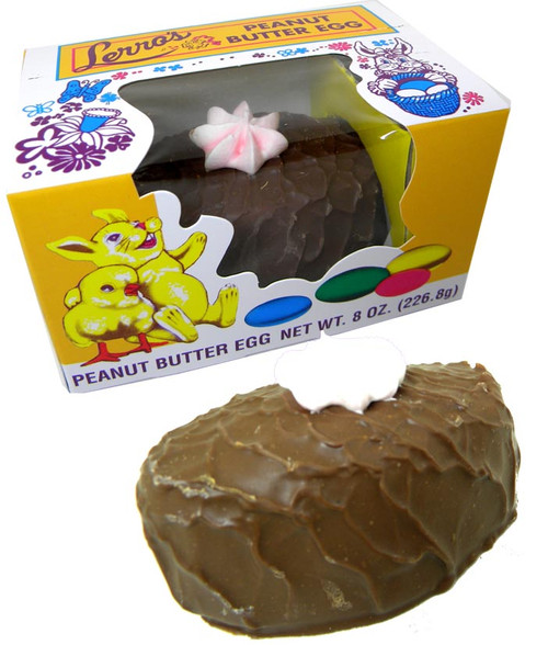 Lerro Peanut Butter Easter Egg 8oz