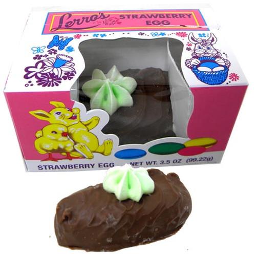 Lerro Strawberry Easter Egg 3.5oz