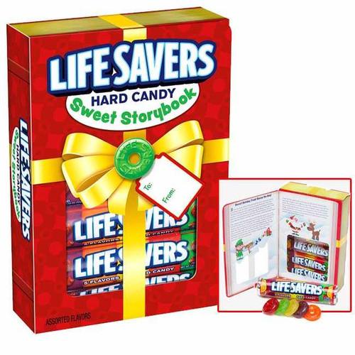 Lifesavers Christmas Story Book