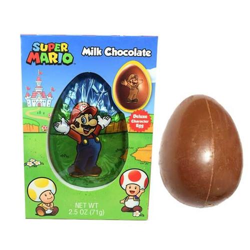 Super Mario Chocolate Egg 2.5oz
