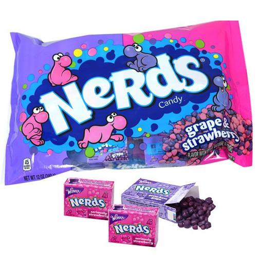 Nerds Grape/Strawberry Fun Size 12oz Bag