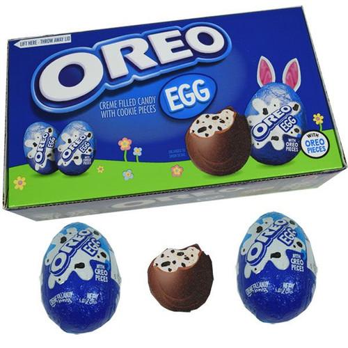 Milka Oreo Candy Eggs 48 Count