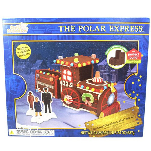 Polar Express Chocolate Cookie Kit