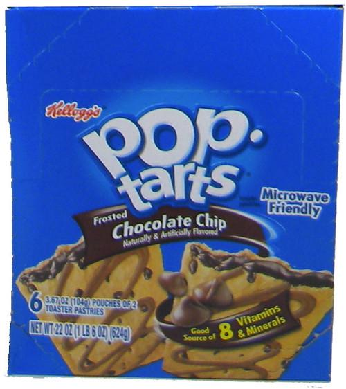 Pop Tarts 6pk - Chocolate Chip