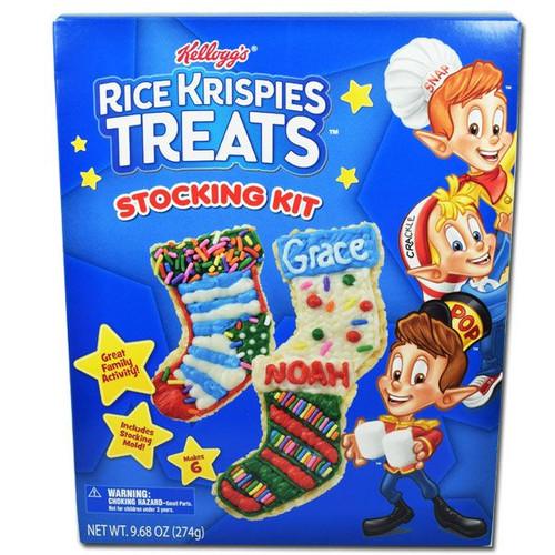 Rice Krispy Stocking Kit