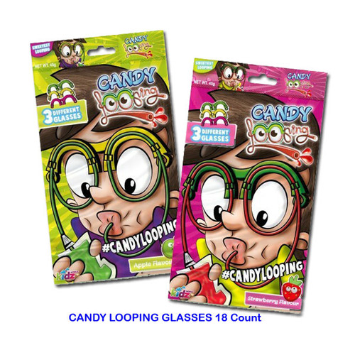Candy Looping Goggles 18 Count