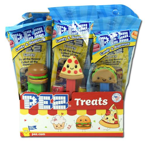 Pez treats