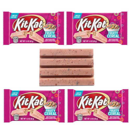 Kit Kat Fruity Cereal Bar 24 Count