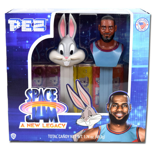Pez Space Jam Twin Pack