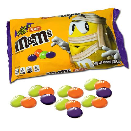 M&M's Peanut Halloween Ghouls