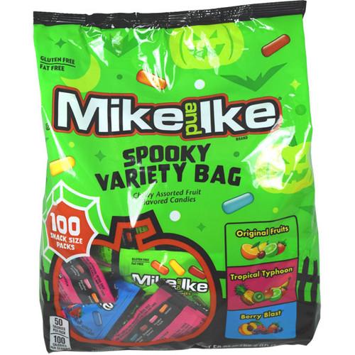 Mike & Ike Halloween Assortment 100 Count