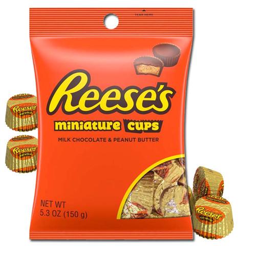 Reese's Miniatures 5.3oz Peg Bag