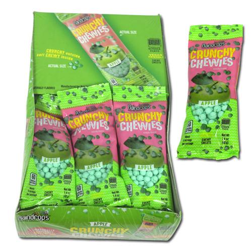 Raindrops Crunchy Chewies Apple