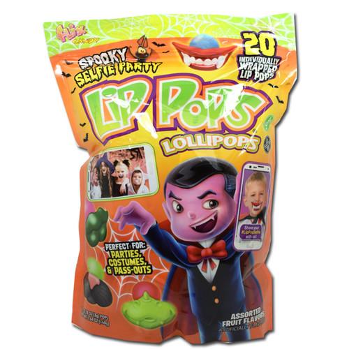 Spooky Little Lip Pops 20 Count Bag