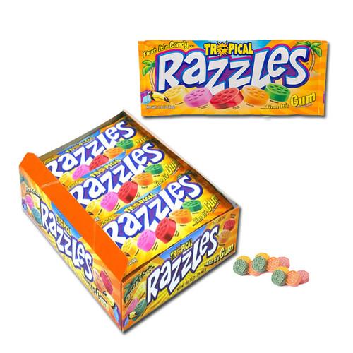 Razzles Tropical 24 Count