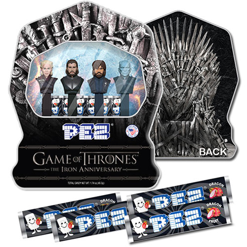 Pez Game Of Thrones Gift Set