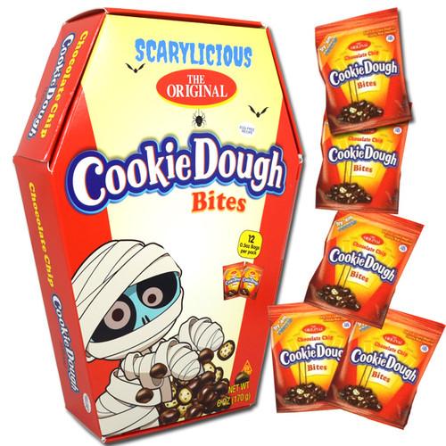 Cookie Dough Bites Coffin Box 6oz