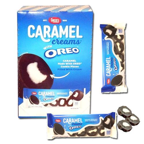 Caramel Creams Oreo Flavor