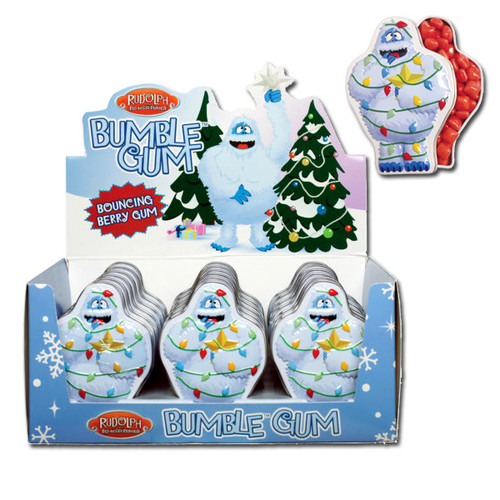 Abominable Snow Monster Candies
