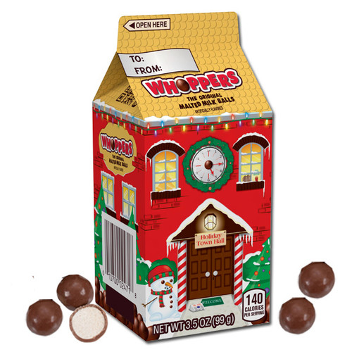 Whoppers Malted Milk Balls Christmas House