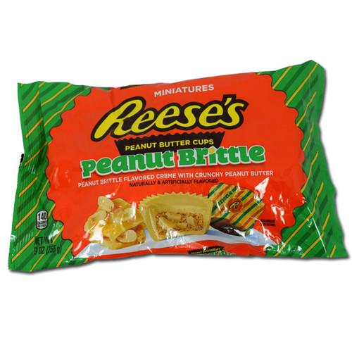 Reese's Peanut Brittle Mini Cups