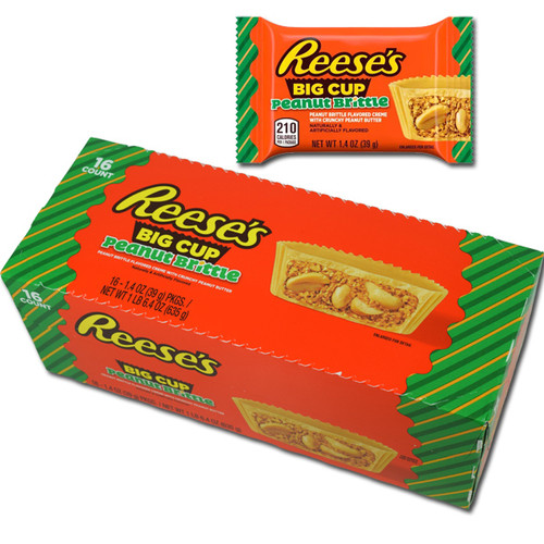 Reese's Big Cup Peanut Brittle