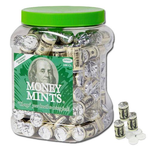 Money Candy Mints