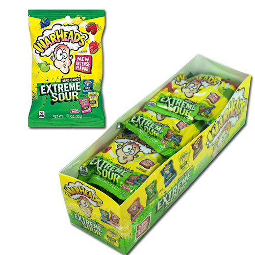 War Heads Extreme sour