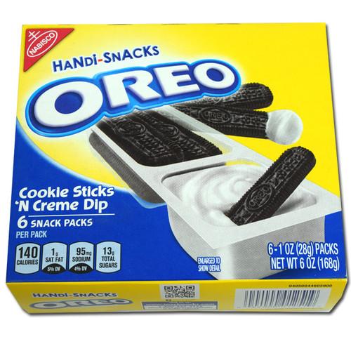 Oreo Cookie Sticks and Dip