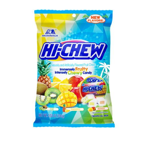 Hi-Chews Tropical 3.5oz Bag