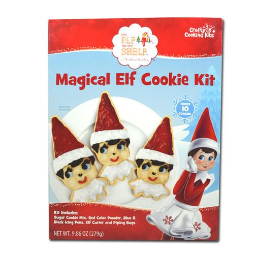 Elf on the shelf cookie kit