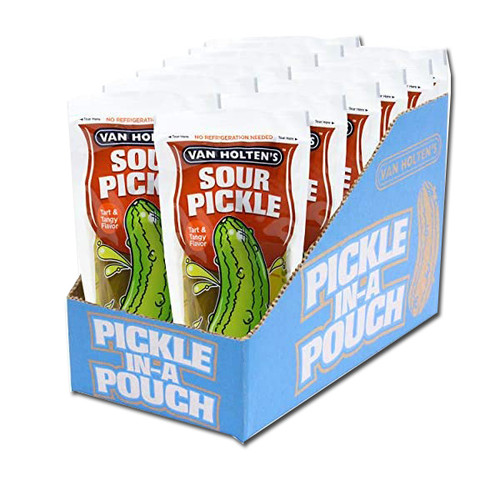 Van Holten Sour Pickles