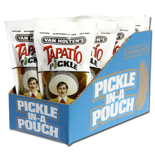 Van Holten Tapatio Pickles 12 Count