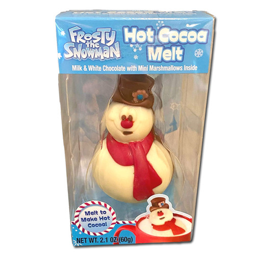 Frosty The Snowman Hot Chocolate Bomb