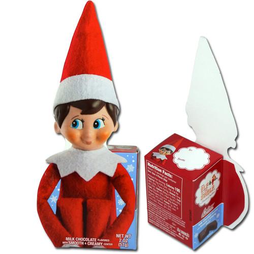 Elf on the shelf chocolates