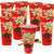 Meiji Chocolate Cream Dip Crackers 10 Count