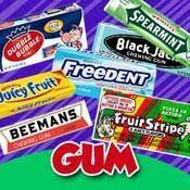 Gum/Bubble Gum