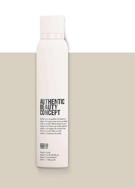 Authentic Beauty Concept Amplify Mousse